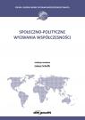 Społeczno-polityczne wyzwania współczesności