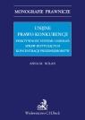 Unijne prawo konkurencji Efektywność systemu odwołań spraw dotyczących Nolan Anna M.