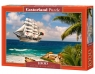 Puzzle Sailing In The Tropics 1000 elementów