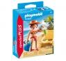Playmobil Special Plus: Urlopowiczka z leżakiem (70300)