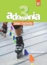Adomania 3 ćwiczenia + CD Fabienne Galon, Celine Himber, Alice Reboul