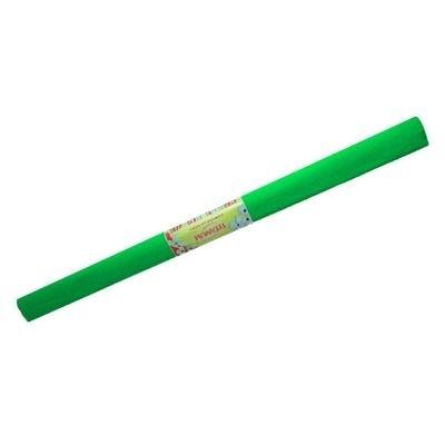 Bibuła dekoracyjna marszczona (krepina) - zielona (107826)
