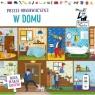 Puzzle obserwacyjne 54: Kapitan Nauka - W domu + plakat XXL