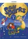 GOLD SPARKS dla klasy I. Podręcznik z nagraniami audio (dotacja) Magdalena Szpotowicz, Małgorzata Szulc-Kurpaska