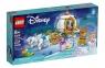 Lego Disney Princess: Królewski powóz Kopciuszka (43192) Wiek: 6+
