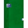 Brulion Oxford Esse A5/96, kratka - zielony (400136918)
