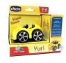 Autko Mini turbo touch Yuri- żółty