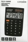 Kalkulator kieszonkowy Citizen SLD-100NR czarny