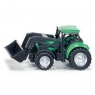 Siku 10 - Traktor ze spycharką - Wiek: 3+ (1043)