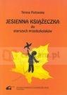 Jesienna książeczka dla starszych przedszkolaków