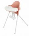 Krzesełko do karmienia Pini Pink (KKKPINIPNK0000)Wiek: 6 mies.+