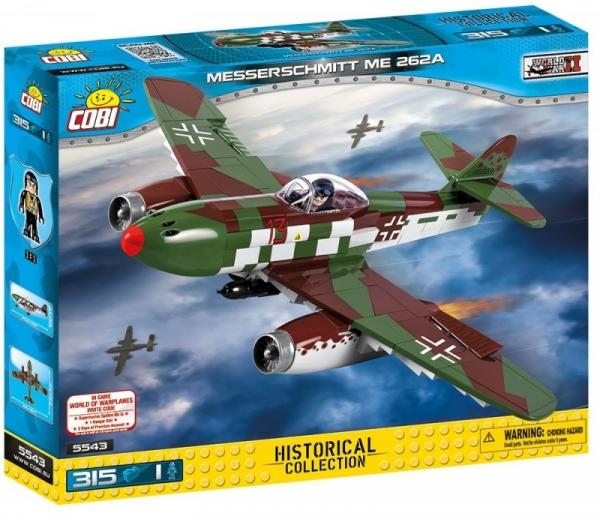 Small Army Messerschmitt Me 262A myśliwiec (5543)