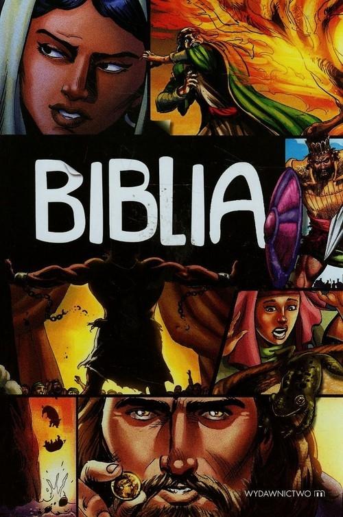 Biblia Komiks (Uszkodzona okładka)