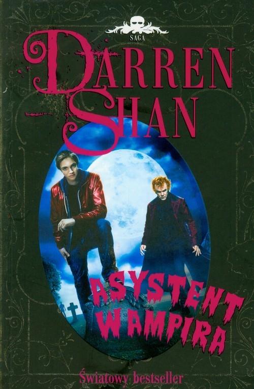 Asystent wampira tom 2 Shan Darren