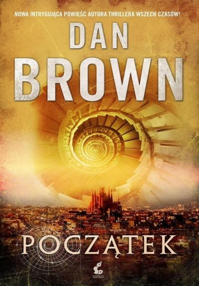 Początek Dan Brown