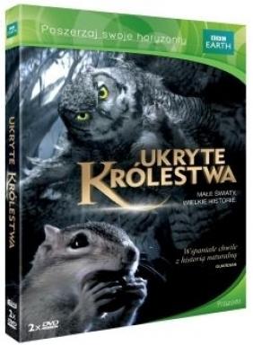 Ukryte Królestwa (2 DVD)
