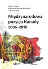 Międzynarodowa pozycja Kanady (2006-2018)