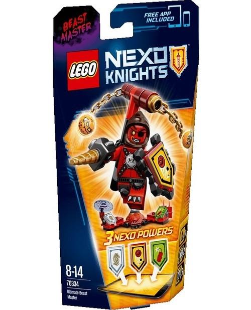 Lego Nexo Knights: Władca Bestii (70334)