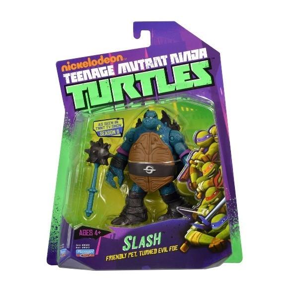 TURTLES Żółwie Ninja Fig . Slash12 cm