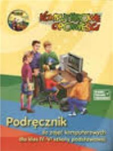 Komputerowe opowieści podręcznik (Uszkodzona okładka)
