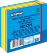 Karteczki samoprzylepne w bloczku 76x76mm 400 kartek neon mix kolorów (7574041-99)