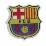 Gumka do ścierania herb FC BARCELONA