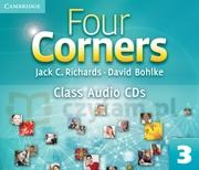 Four Corners  3 Class Audio CDs (3)