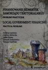 Finansowanie jednostek samorządu terytorialnego
