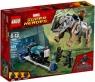 LEGO Super Heroes: Pojedynek z nosorożcem w pobliżu kopalni (76099)