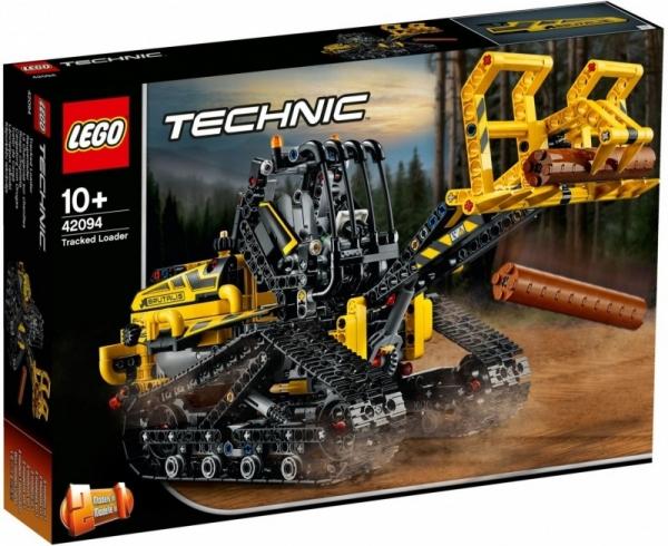 Klocki Technic Koparka gąsienicowa (42094)