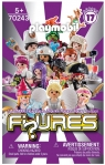 Playmobil-Figures: Girls - 17. edycja (70243)Wiek: 5+