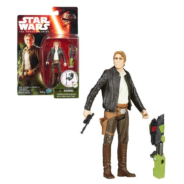 HASBRO SW E7 Figurki, Han Solo (B3445EU45/B5666)