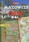 Polska Niezwykła Mazowsze Atlas turystyczny samochodowy