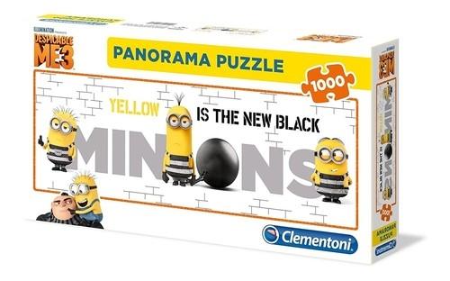 Puzzle Panorama Minionki 1000 (39443)