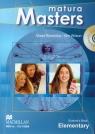 Matura Masters Elementary Student's Book + CDSzkoła ponadgimnazjalna Rosińska Marta, Wilson Ken