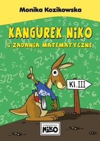 Kangurek NIKO i zadania matematyczne dla klasy 3 Kozikowska Monika