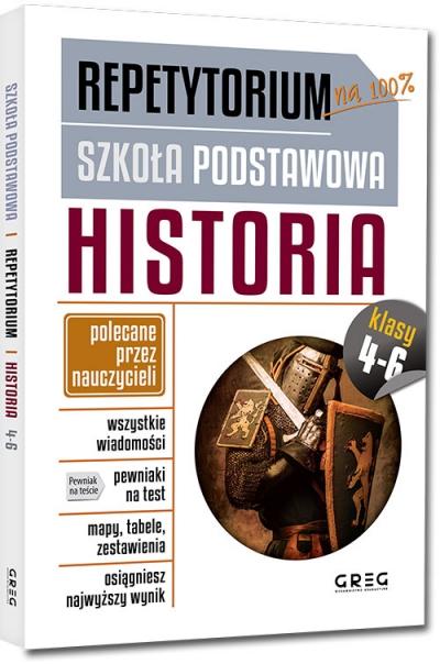 Repetytorium - szkoła podstawowa. Historia, kl. 4-6 (RPH46) Józków Beata
