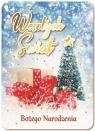 Karnet Boże Narodzenie GM-676