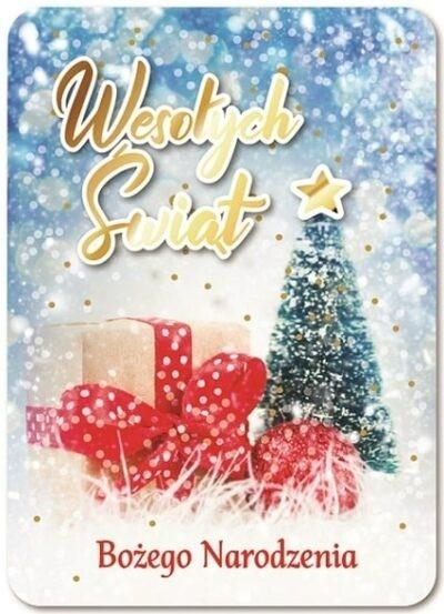 Karnet Boże Narodzenie GM-676 praca zbiorowa