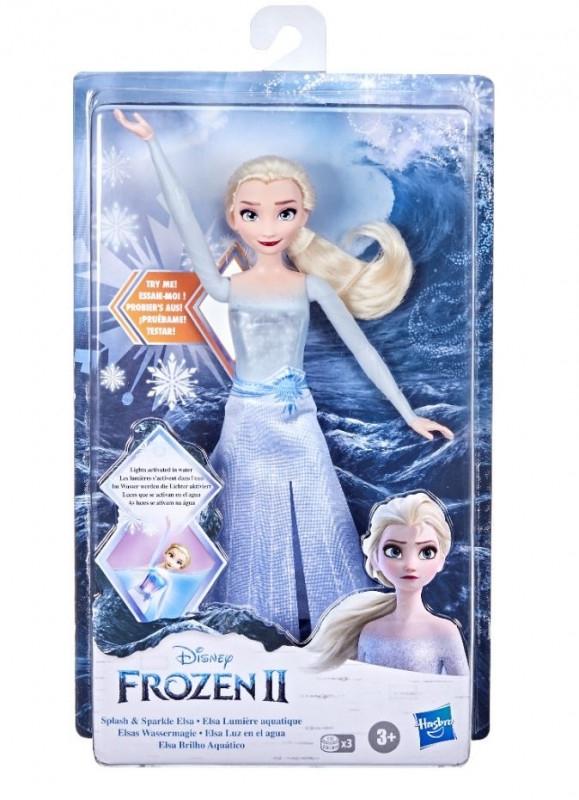 Lalka Frozen 2 Elsa Wodna Magia (F0594)