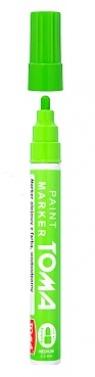 Marker olejny 2.5 mm - zielony jasny TO-44044