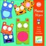 Gra memo - Śmieszne zwierzątka (DJ08109)