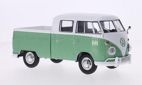 Volkswagen T1 DoKa (white/green)