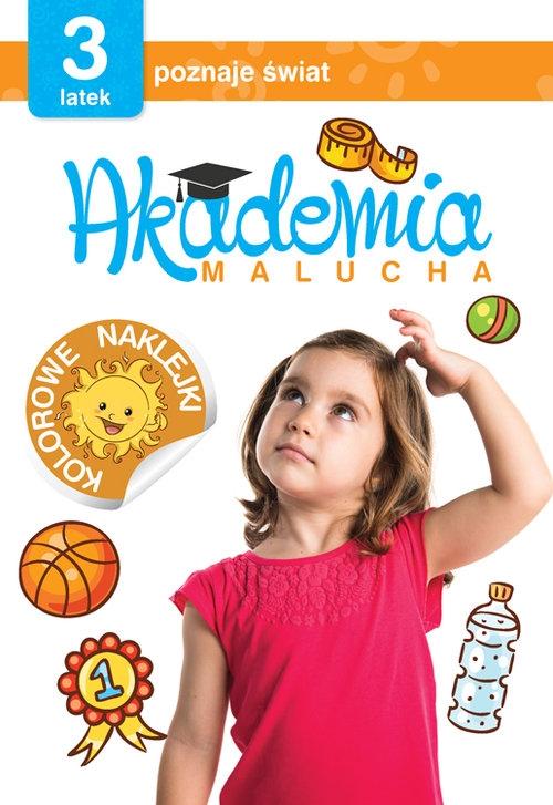 Akademia malucha 3-latek poznaje świat