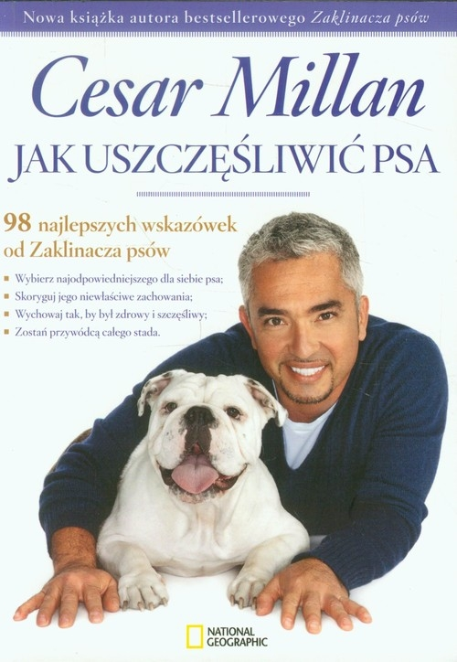 Jak uszczęśliwić psa Millan Cesar