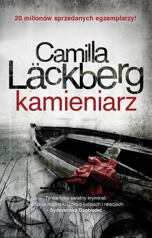 Kamieniarz Läckberg Camilla
