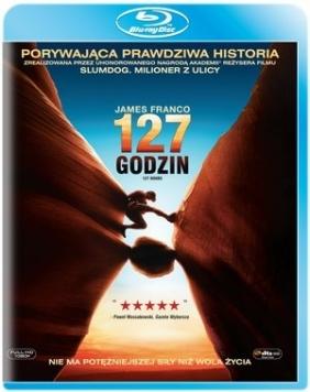 127 godzin (Blu-ray)