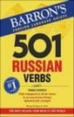 501 Russian Verbs 3e Thomas Beyer