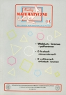 Miniatury matematyczne 11 Wielokąty foremne i półforemne...