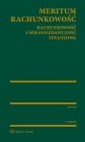 Meritum Rachunkowość Rachunkowość i sprawozdawczość finansowa Walińska Ewa